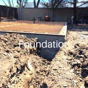 Adar Builders - Foundation